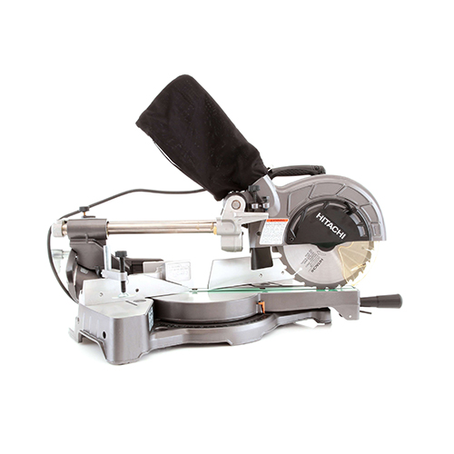 Hitachi C8fse 8 1 2 In Sliding Compound Miter Saw