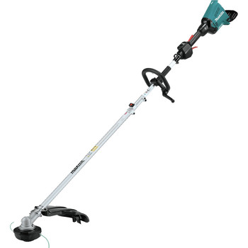 Factory Reconditioned Makita XUX01M5PT-R 18V X2 (36V) LXT Lithium-Ion Brushless Cordless Couple Shaft Power Head Kit with 5.0Ah String Trimmer Attachment image number 1