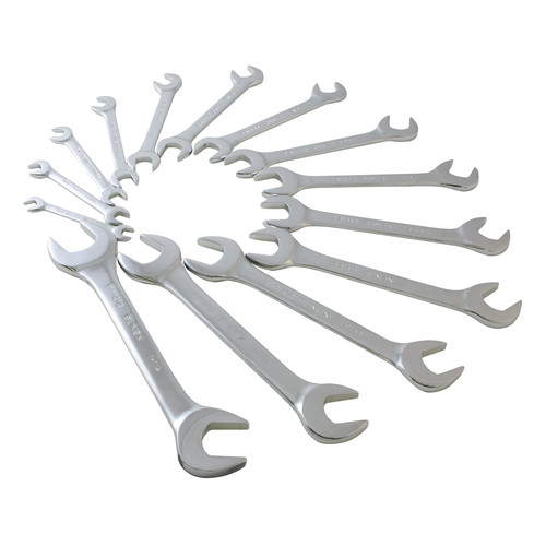 Sunex SUU9914M 14-Piece SAE Angle Head Wrench Set image number 0
