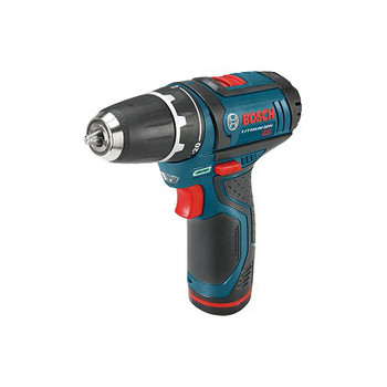 Bosch PS31-2A 12V Max Lithium-Ion 3/8 in. Cordless Drill Driver (2 Ah)