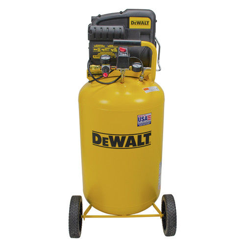 Dewalt DXCMLA1983012 30 Gallon Oil-Free Vertical Air Compressor