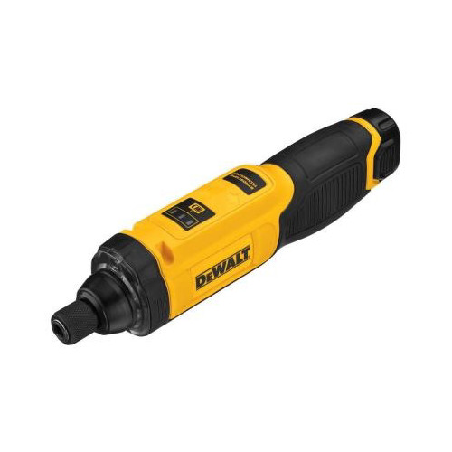 Dewalt DCF682N1 8V Max Lithium-Ion 1/4 in. Gyroscopic Inline Screwdriver Kit image number 0