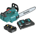 Makita XCU09PT 18V X2 (36V) LXT Lithium-Ion Brushless Cordless 16 in. Top Handle Chain Saw Kit (5 Ah) image number 0