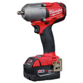 Milwaukee 2852-22 M18 FUEL 3/8 in. Mid-Torque Impact Wrench with Friction Ring - 5.0 Kit image number 2