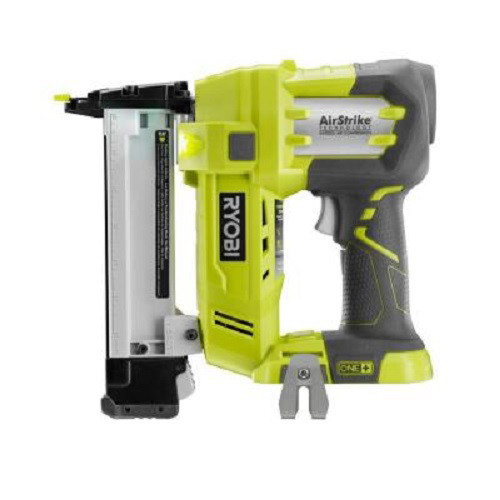 Factory Reconditioned Ryobi ZRP360 ONE Plus 18V Cordless Lithium-Ion 1-1/2 in. Narrow Crown Stapler (Bare Tool)