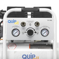 Quipall 2-1-SIL Silent and Oil Free Compressor, 1.0 HP, 1.6 Gallon, Steel Tank image number 8