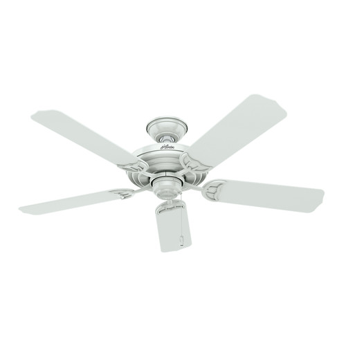 Hunter 53054 52 in. Sea Air White Ceiling Fan
