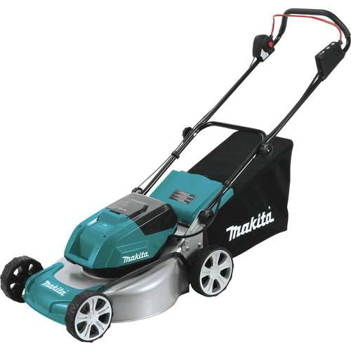 Makita XML03Z 18V X2 (36V) LXT Lithium-Ion Brushless 18 in. Lawn Mower (Tool Only) image number 0