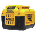 Dewalt DCB407 40V MAX Premium XR 7.5 Ah Lithium-Ion Battery image number 2