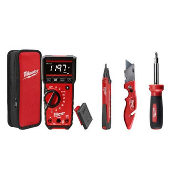Milwaukee 2220-20 Electrical Test and Measurement Combo Kit
