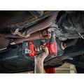 Milwaukee 2754-20 M18 FUEL Cordless Lithium-Ion 3/8 in. Compact Impact Wrench with Friction Ring (Tool Only) image number 3