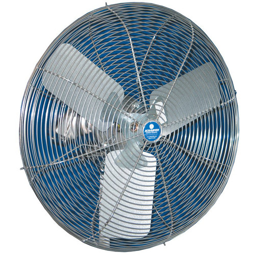 Schaefer 20CFO-SWDS 20 in. Single Phase Washdown Duty Circulation Fan