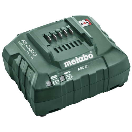 Metabo 601037620 BS 12 Quick 12V Lithium-Ion 3/8 in. Cordless Drill Driver Kit (2 Ah) image number 2