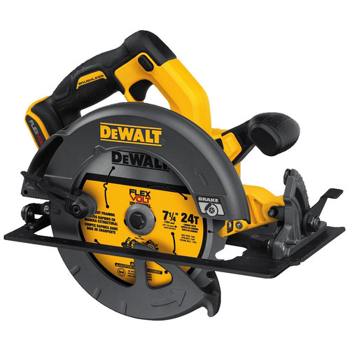 Factory Reconditioned Dewalt DCS575BR 60V MAX FLEXVOLT Cordless Lithium-Ion 7-1/4 in. Circular Saw (Bare Tool)