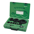 Greenlee 50034790 19-Piece Industrial Maintenance Bi-Metal Hole Saw Kit for 3/4 in. to 4-3/4 in. Conduit image number 0