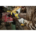 Dewalt DCG415W1 20V MAX XR Brushless Lithium-Ion 4-1/2 in. - 5 in. Small Angle Grinder with POWER DETECT Tool Technology Kit (8 Ah) image number 6
