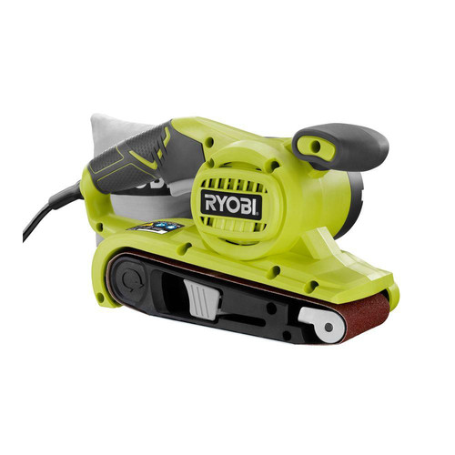 Factory Reconditioned Ryobi ZRBE319 6 Amp 3 in. x 18 in. Belt Sander