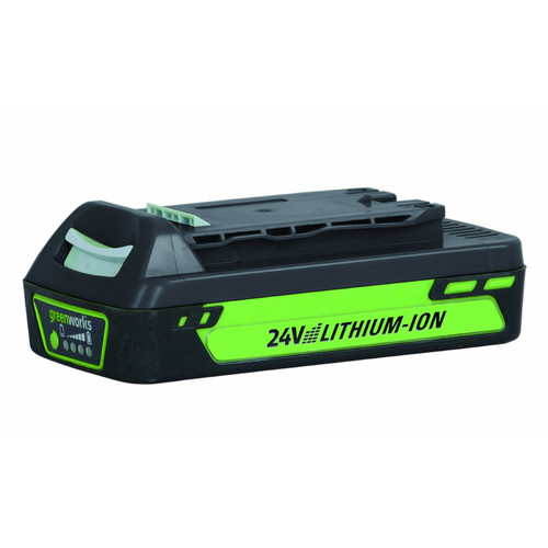 Greenworks 29732 Enhanced 24V 4 Ah Lithium-Ion Battery