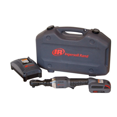 Ingersoll Rand R3150-K1 1/2 in. Cordless Ratchet Wrench, with one Battery