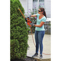 Black & Decker BEHTS125 16 in. SAWBLADE Electric Hedge Trimmer (Tool Only) image number 5