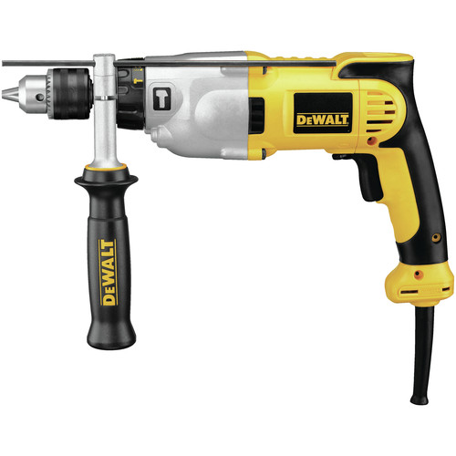 Factory Reconditioned Dewalt DWD520R 10.0 Amp 1/2 in. Dual-Mode VSR Hammer Drill