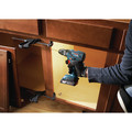 Factory Reconditioned Bosch CLPK496A-181-RT 18V Lithium-Ion 4-Tool Cordless Combo Kit (2 Ah) image number 10