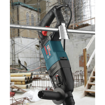 Factory Reconditioned Bosch 11255VSR-RT 1 in. SDS-plus D-Handle Bulldog Xtreme Rotary Hammer image number 8