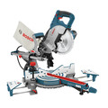Bosch CM8S 8-1/2 in. Single Bevel Sliding Compound Miter Saw image number 1