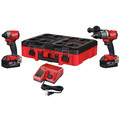 Milwaukee 2997-22PO M18 FUEL 2-Piece Combo Kit with PACKOUT