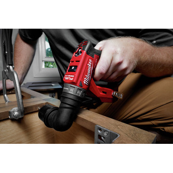 Milwaukee 2505-22 M12 FUEL Lithium-Ion 3/8 in. Cordless Installation Drill Driver Kit (2 Ah) image number 19