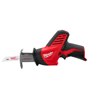Milwaukee 2420-20 M12 Lithium-Ion HACKZALL Reciprocating Saw (Tool Only)