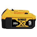 Dewalt DCB205 20V MAX 5.0 Ah XR Premium Lithium-Ion Battery