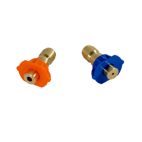 Simpson 80183 5,000 PSI Second Story Nozzles Rated (Set of Two)