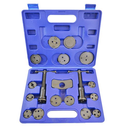 Astro Pneumatic 78618 18-Piece Brake Caliper Wind Back Tool Set