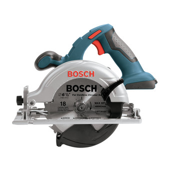 Bosch CCS180B 18V Lithium-Ion 6-1/2 in. Circular Saw (Tool Only) image number 1