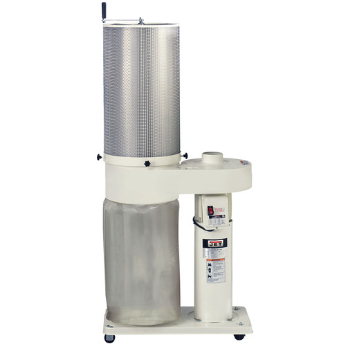JET DC-650CK 1 HP 650 CFM Dust Collector with Canister