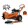 Detail K2 OPG777 12 in. 14 HP Stump Grinder with KOHLER CH440 Command PRO Commerical Gas Engine