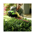 Greenworks GHT80320 80V Lithium-Ion 24 in. Cordless Hedge Trimmer (Tool Only) image number 3