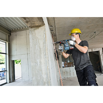 Factory Reconditioned Bosch GBH18V-26K-RT 18V 6.0 Ah EC Cordless Lithium-Ion Brushless 1 in. SDS-Plus Bulldog Rotary Hammer Kit image number 5