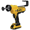 Dewalt DCE570D1 20V MAX Lithium-Ion 29 oz. Cordless Adhesive Gun Kit image number 3