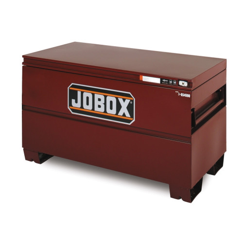 JOBOX 1-653990 42 in. Long Heavy-Duty Steel Chest with Site-Vault Security System image number 0
