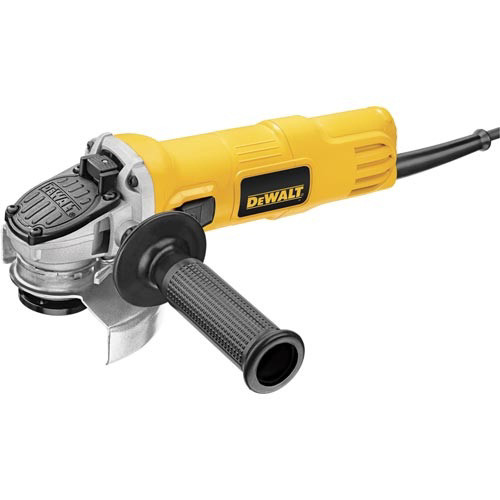 Factory Reconditioned Dewalt DWE4011R 4-1/2 in. 12,000 RPM 7.0 Amp Angle Grinder with One-Touch Guard