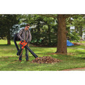 Black & Decker BEBL7000 3-in-1 VACPACK 12 Amp Leaf Blower, Vacuum and Mulcher image number 8