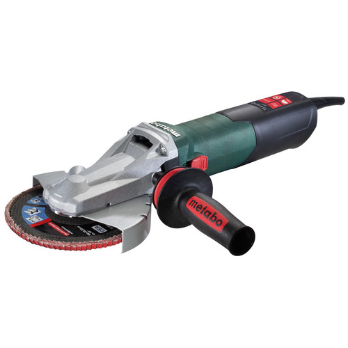 Metabo WEF 15-150 Quick 13.5 Amp 6 in. Flat Head Grinder with Lock-On Switch