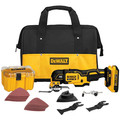 Dewalt DCS355D1 20V MAX XR Lithium-Ion Brushless Oscillating Multi-Tool Kit