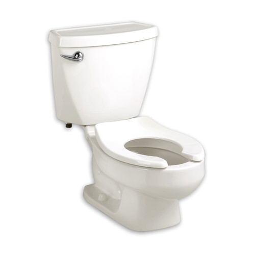 American Standard 2315.228.020 1.28 GPF Baby Devoro FloWise 10 in. High Round Front Toilet (White)