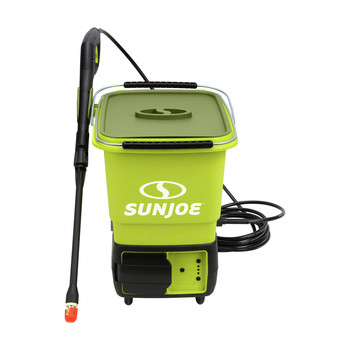 Sun Joe SPX6001C-XR 40V 5.0 Ah Li-Ion 1160 Max PSI Pressure Washer