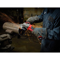 Milwaukee 2783-20 M18 FUEL Cordless 4-1/2 in. - 5 in. Braking Angle Grinder (Tool Only) image number 6