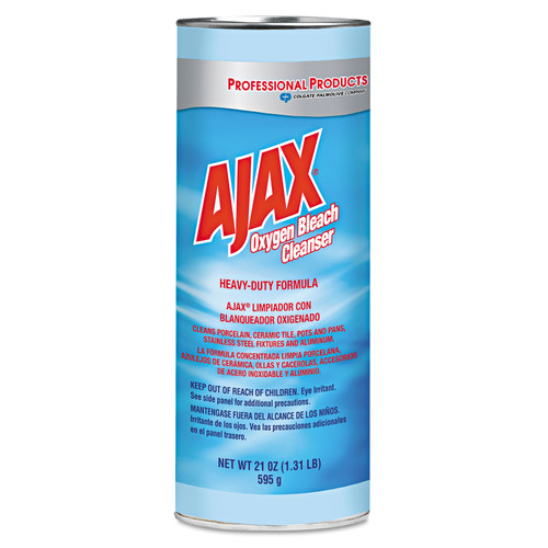 Ajax 14278 Oxygen Bleach Powder Cleanser, 21oz Can, 24/carton image number 0