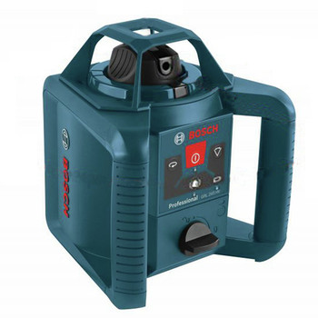 Factory Reconditioned Bosch GRL240HVCK-RT Self-Leveling Rotary Laser Level Kit image number 0